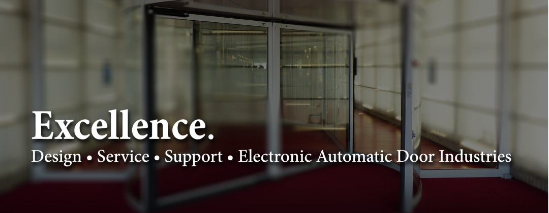 electronic automatic door industries design service and support